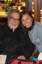 Following perhaps the greatest recital I will ever hear with the magical Leon Fleisher