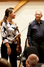 A little Mozart with the masterful Gil Kalish and Jean-Michel Fonteneau