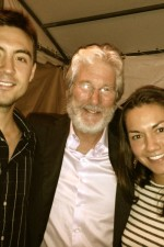 Post-concert @ Caramoor with bro Daniel and Richard Gere (how cool is that!?)