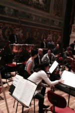 Knights Tour 2015 - Rehearsal at the Dresden Semperoper!