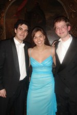 Post-Beethoven Triple with Adolfo Gutierrez and Alasdair Beatson
