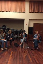 Fiddle Camp Time @ Cornell!  With Sara Caswell & Rick Manning